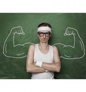 Muskel Aufbautraining