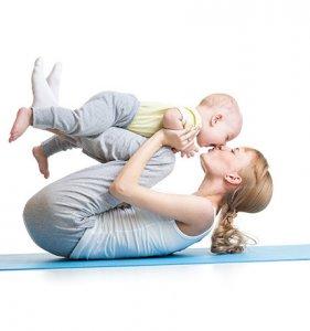 Mutter und Kind Turnen